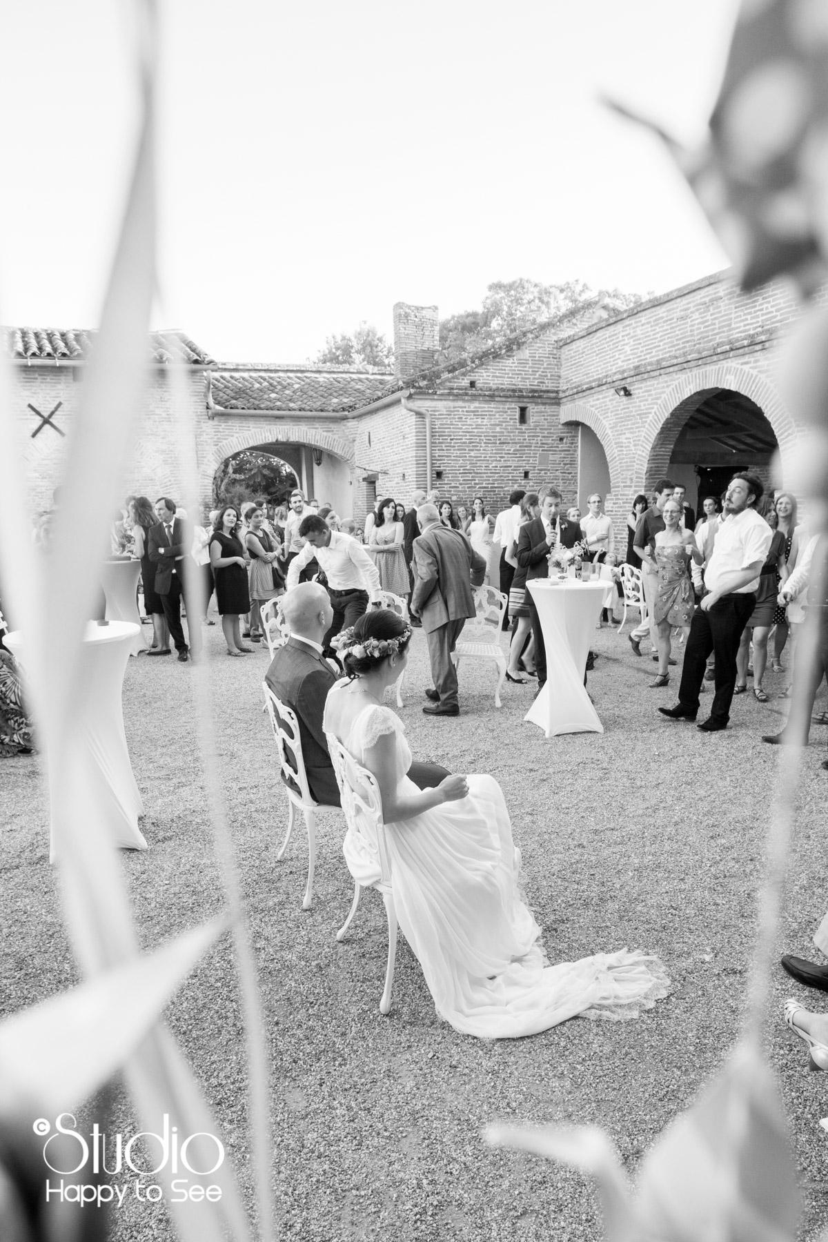 Mariage Chateau de Lasserre