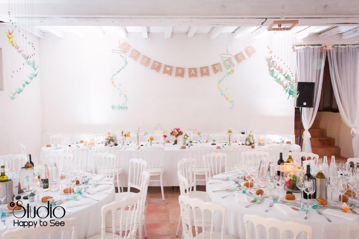 salle mariage chateau de lasserre