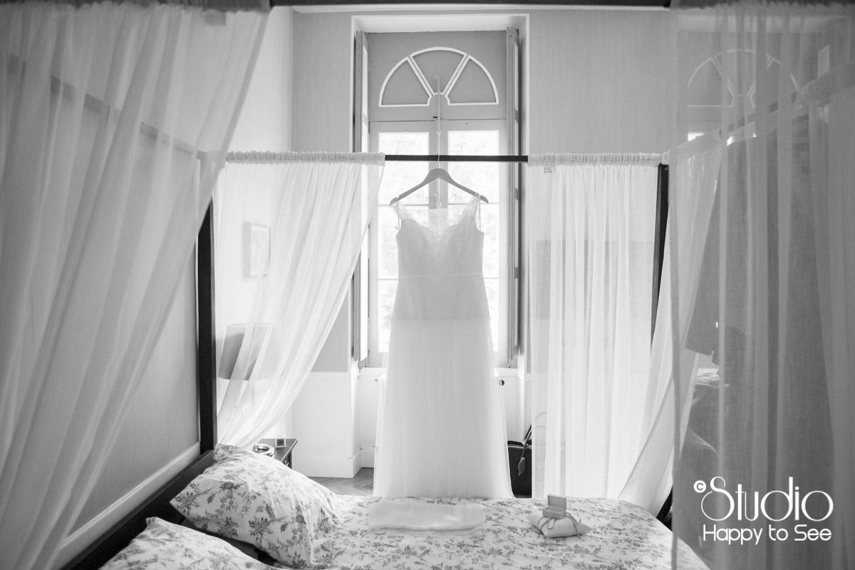 Mariage au domaine les jardins de ronsac