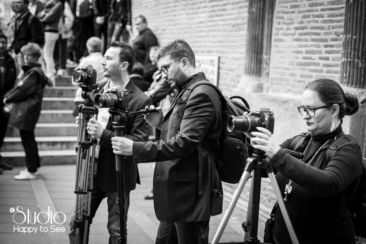 Reportage Mariage Toulouse Capitole