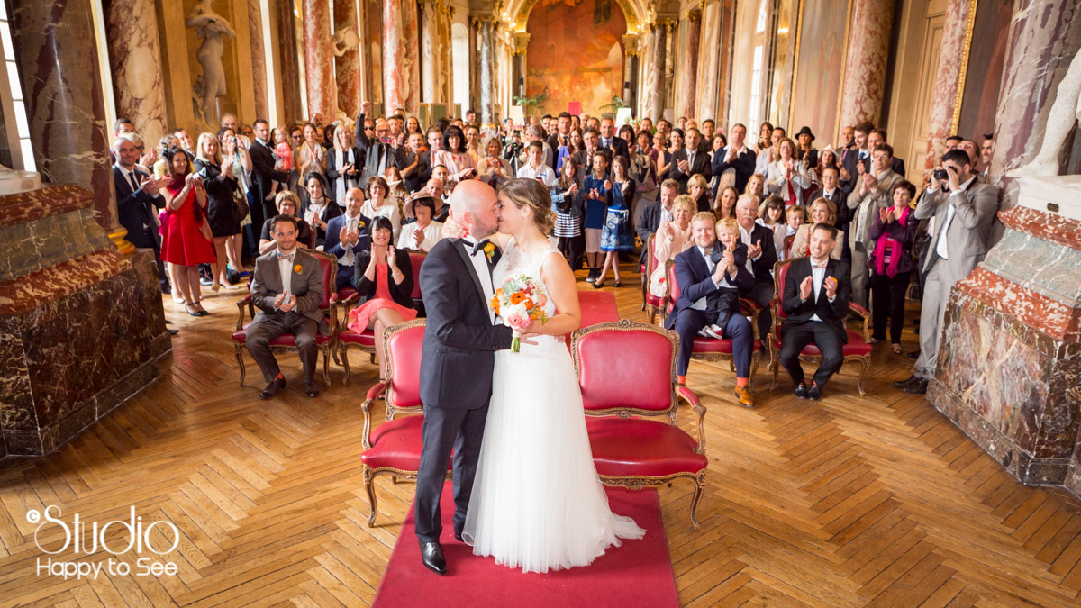 Reportage Mariage mairie Capitole Toulouse