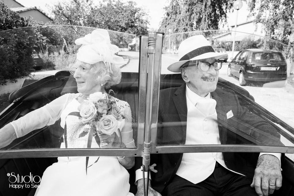 mariage hors du temps