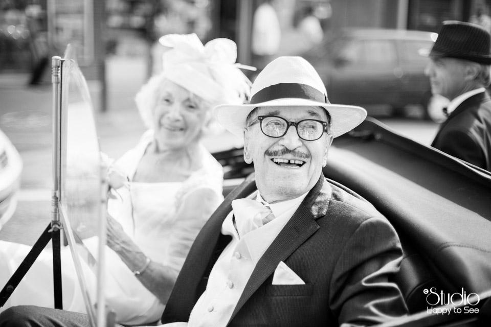 mariage citroen 1924
