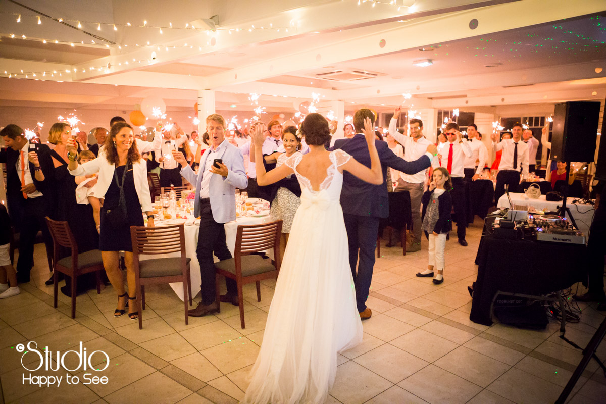 mariage salle tir au vol arcachon soiree cierge magique