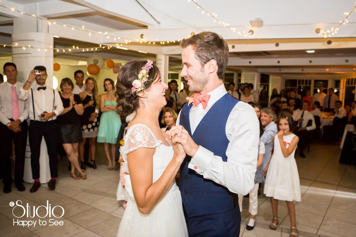 mariage salle tir au vol arcachon soiree danse des maries