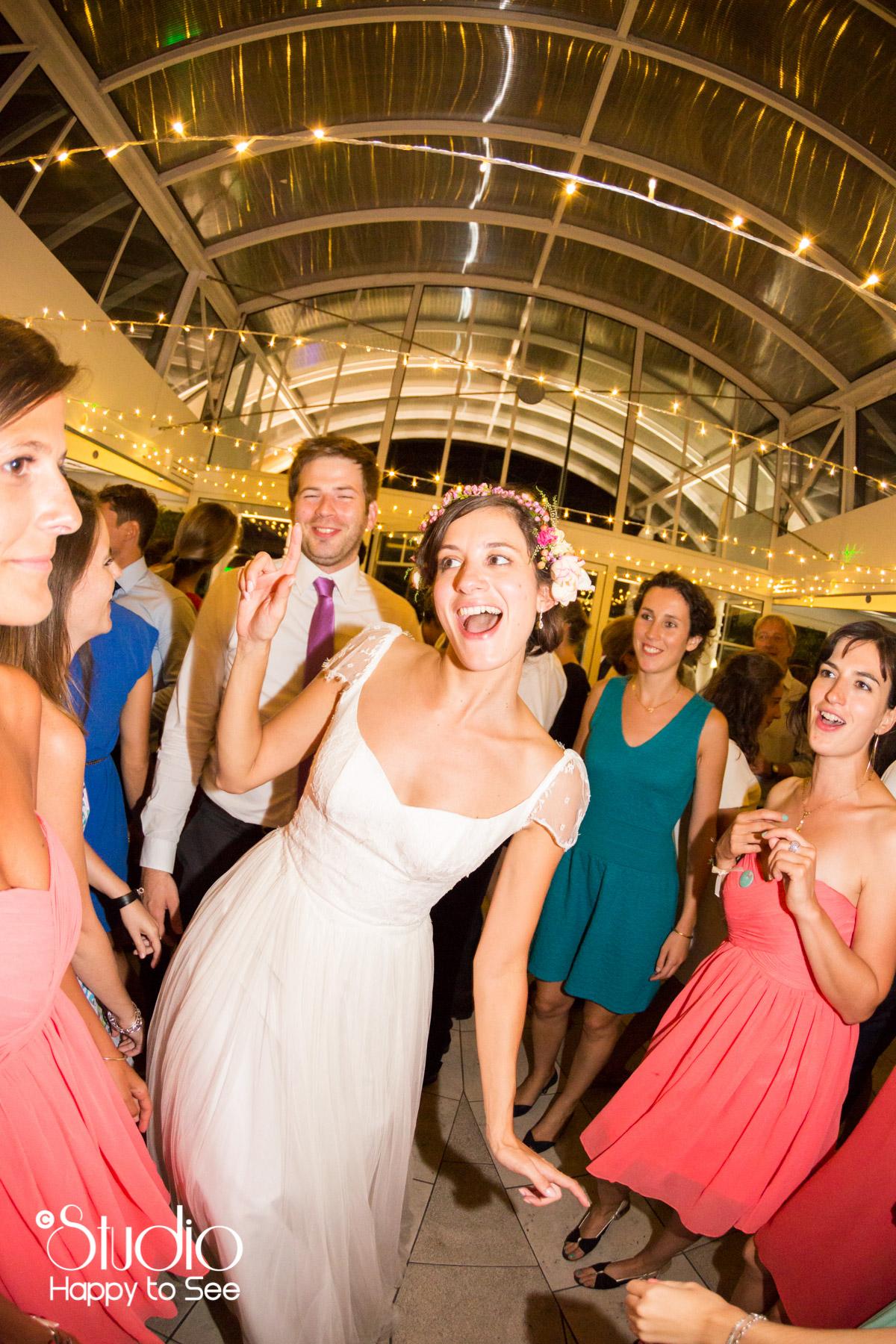 mariage salle tir au vol arcachon soiree