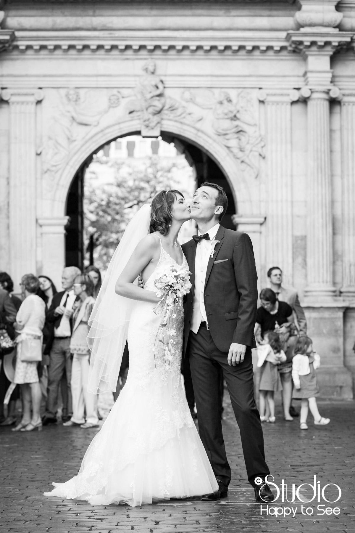 Mariage mairie du capitole toulouse