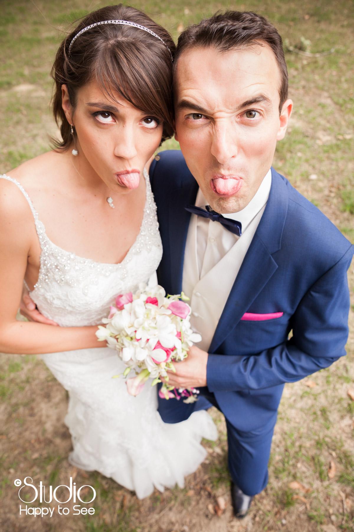 Mariage au domaine de balestat
