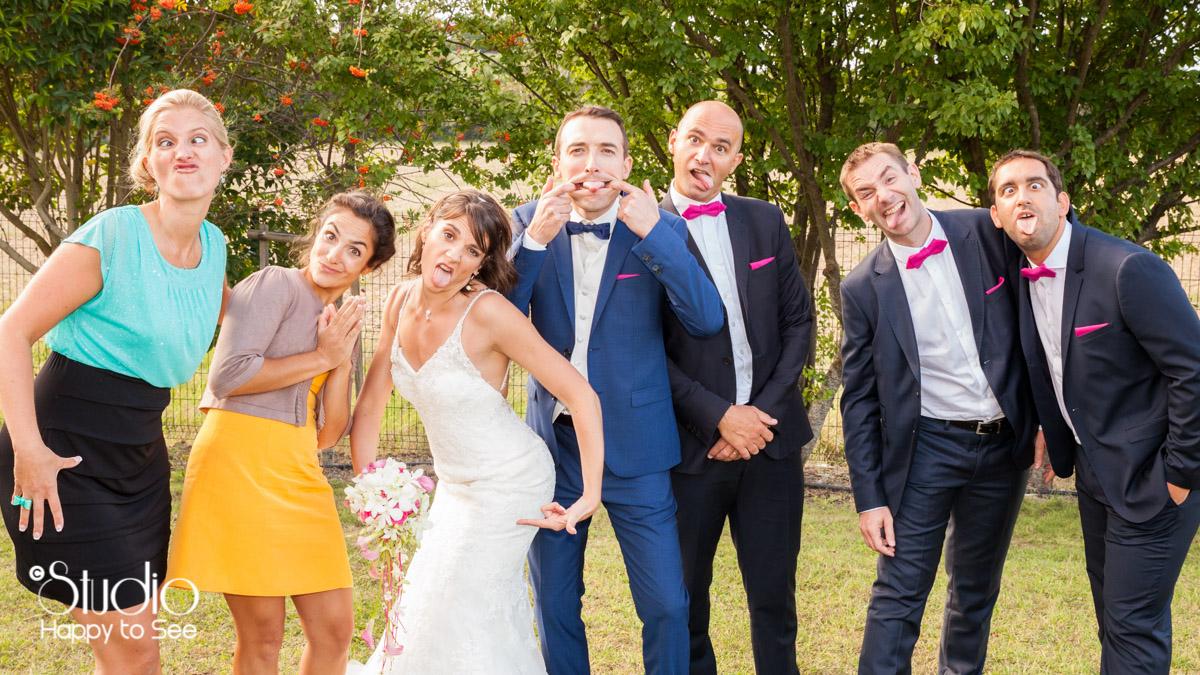 Mariage au domaine de balestat Aucamville