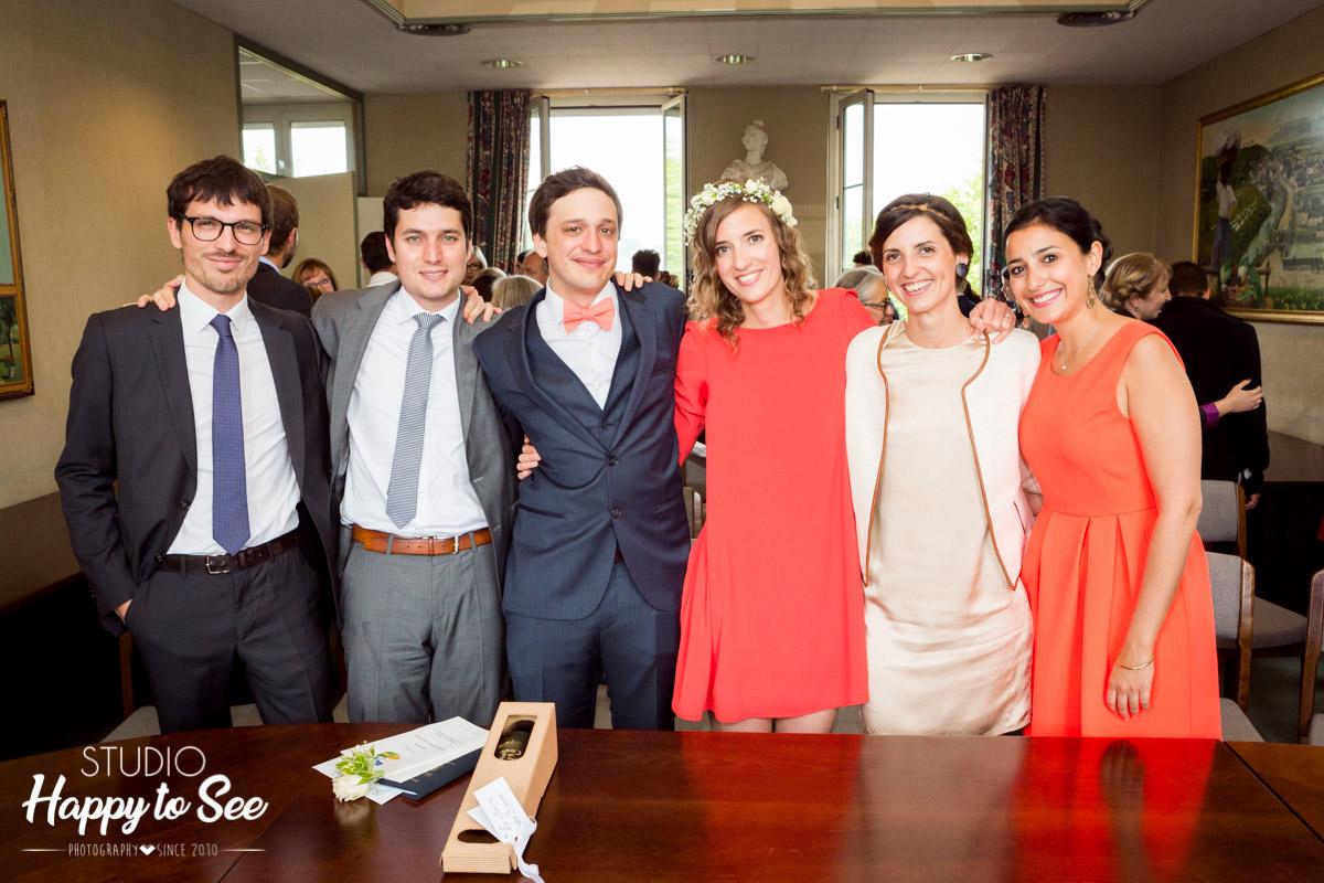 Reportage mariage mairie bizanos Pau