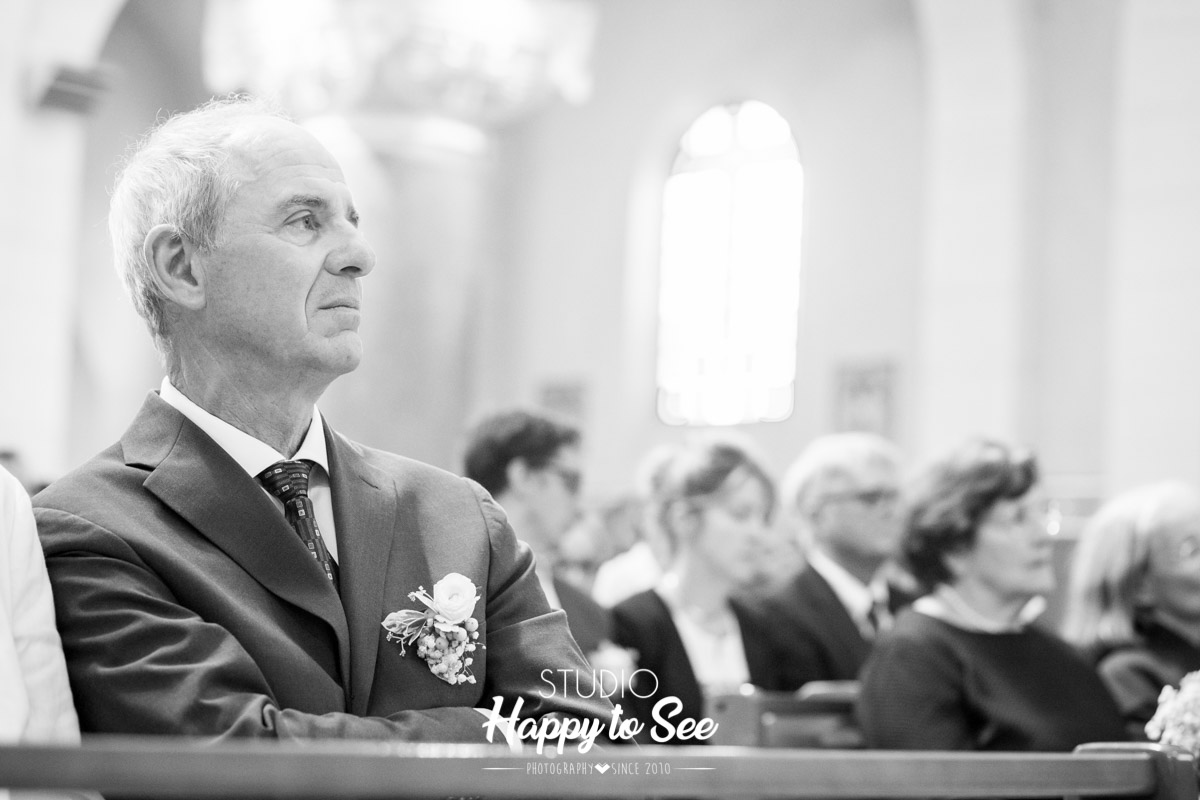 Reportage mariage Pau Eglise saint Joseph