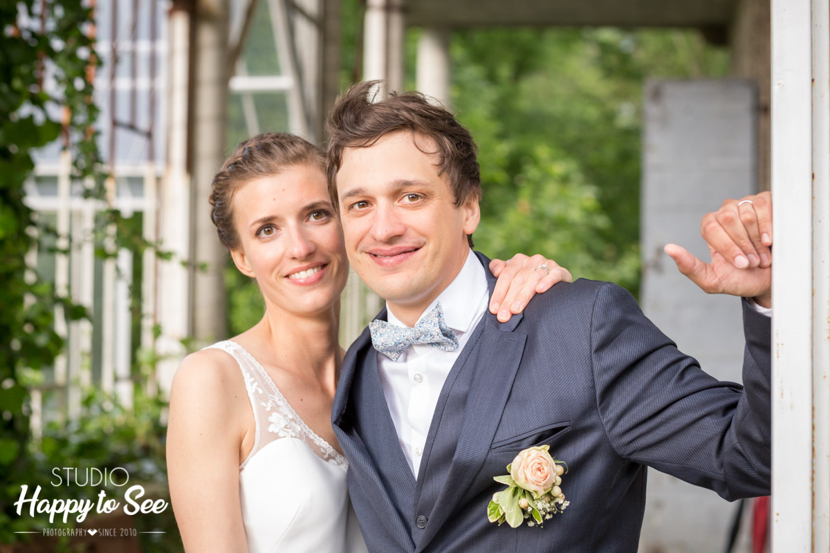 mariage au domaine de Lucain Pau seance photo couple