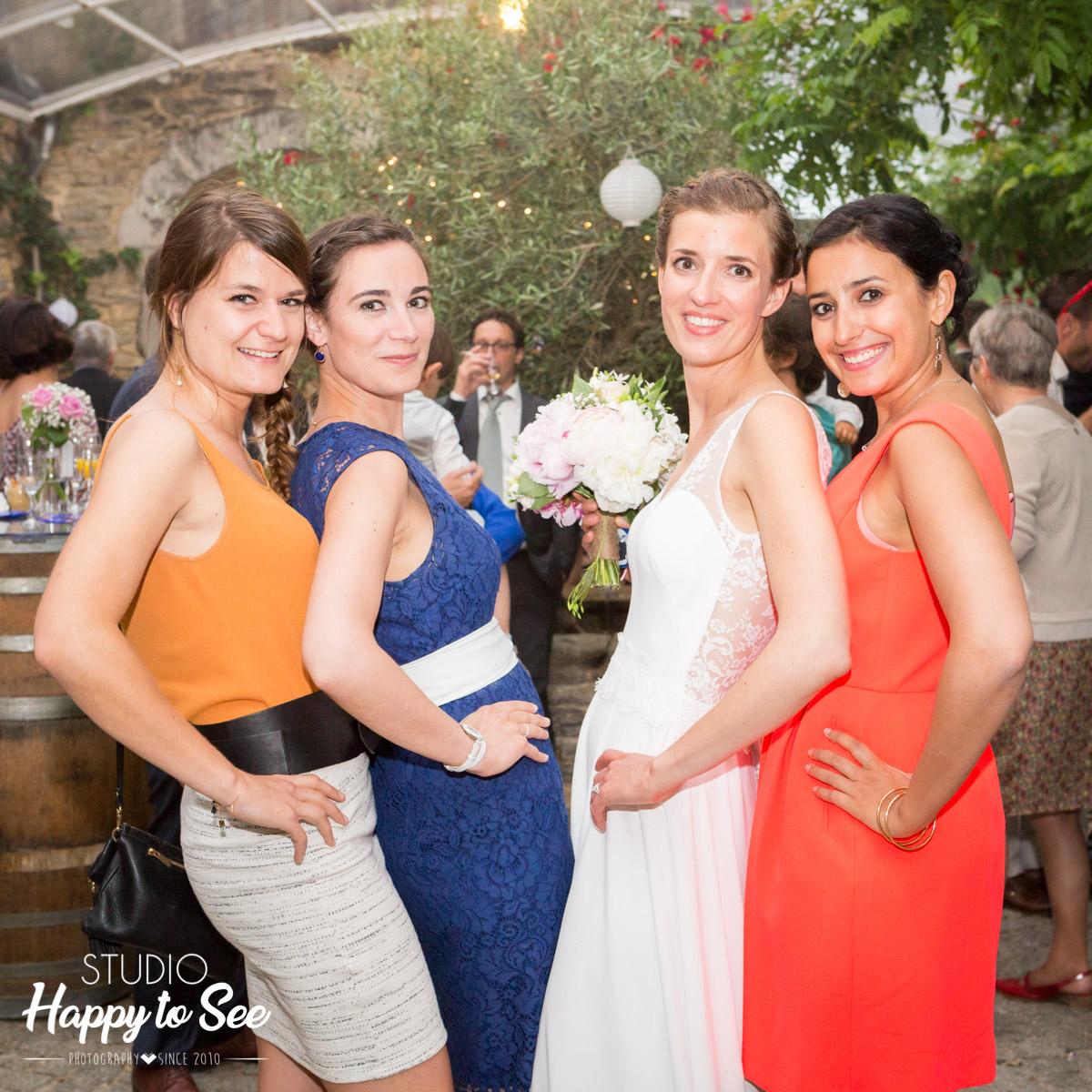 Mariage au Domaine de Lucain Pau