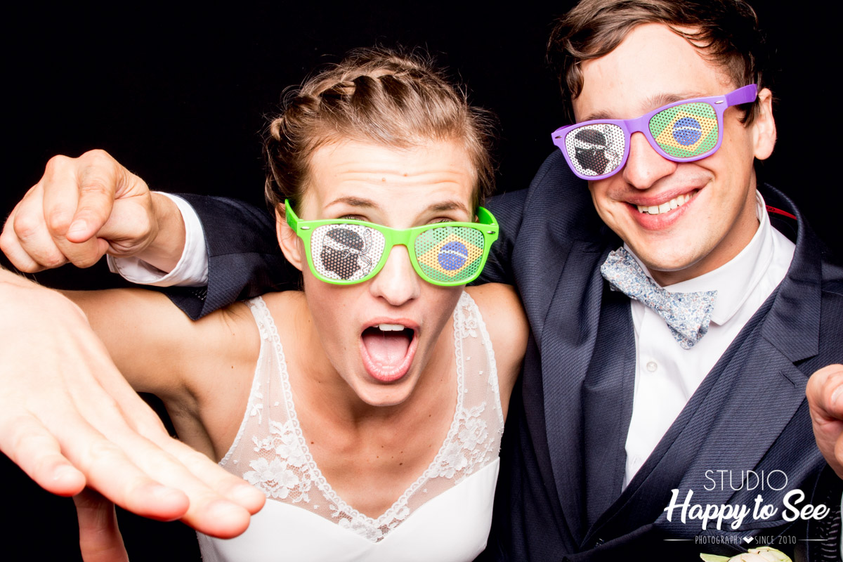 Studio Mobile photobooth mariage Pau