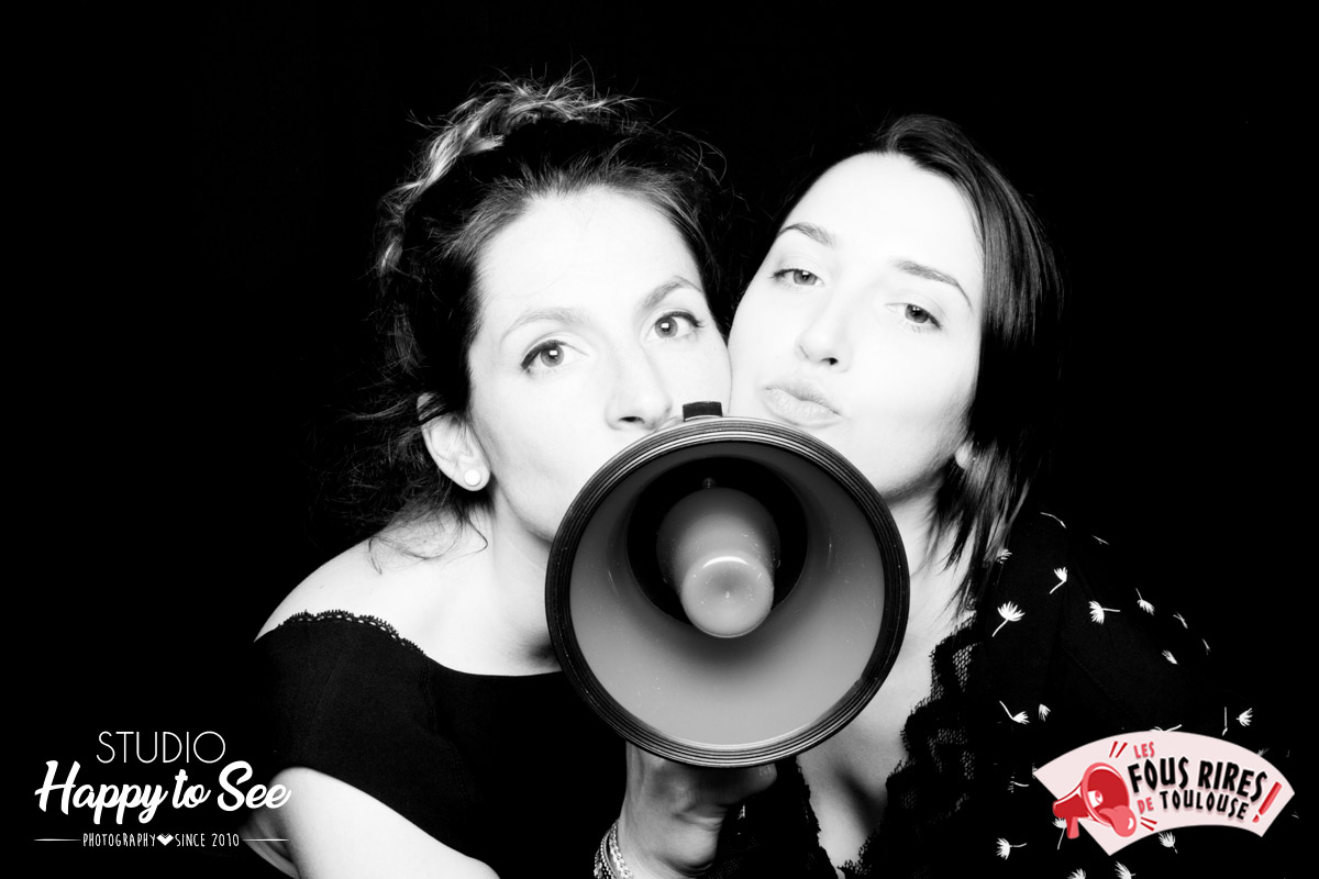 Photobooth Les Fous Rires de Toulouse