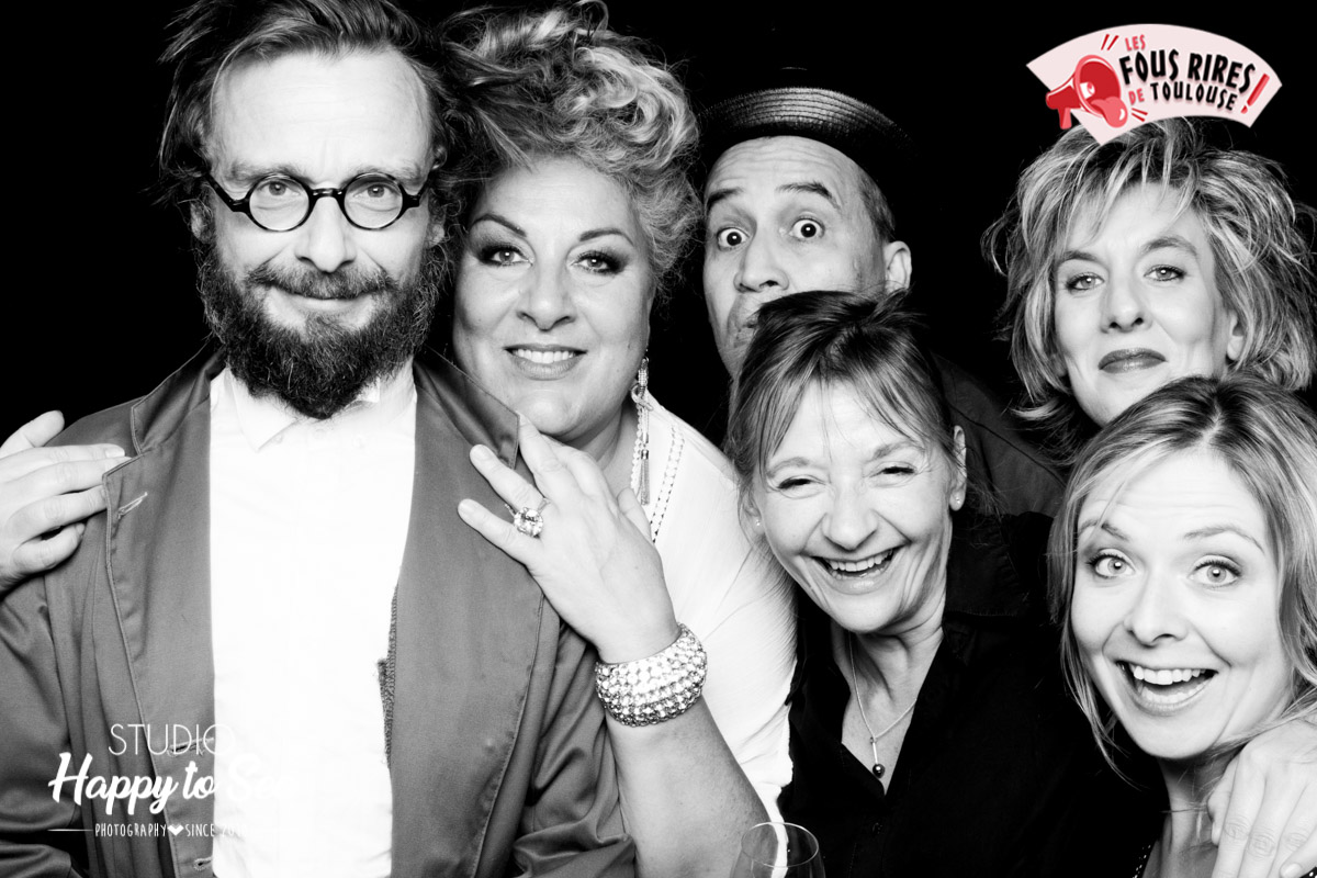 Photobooth celebrite marianne james