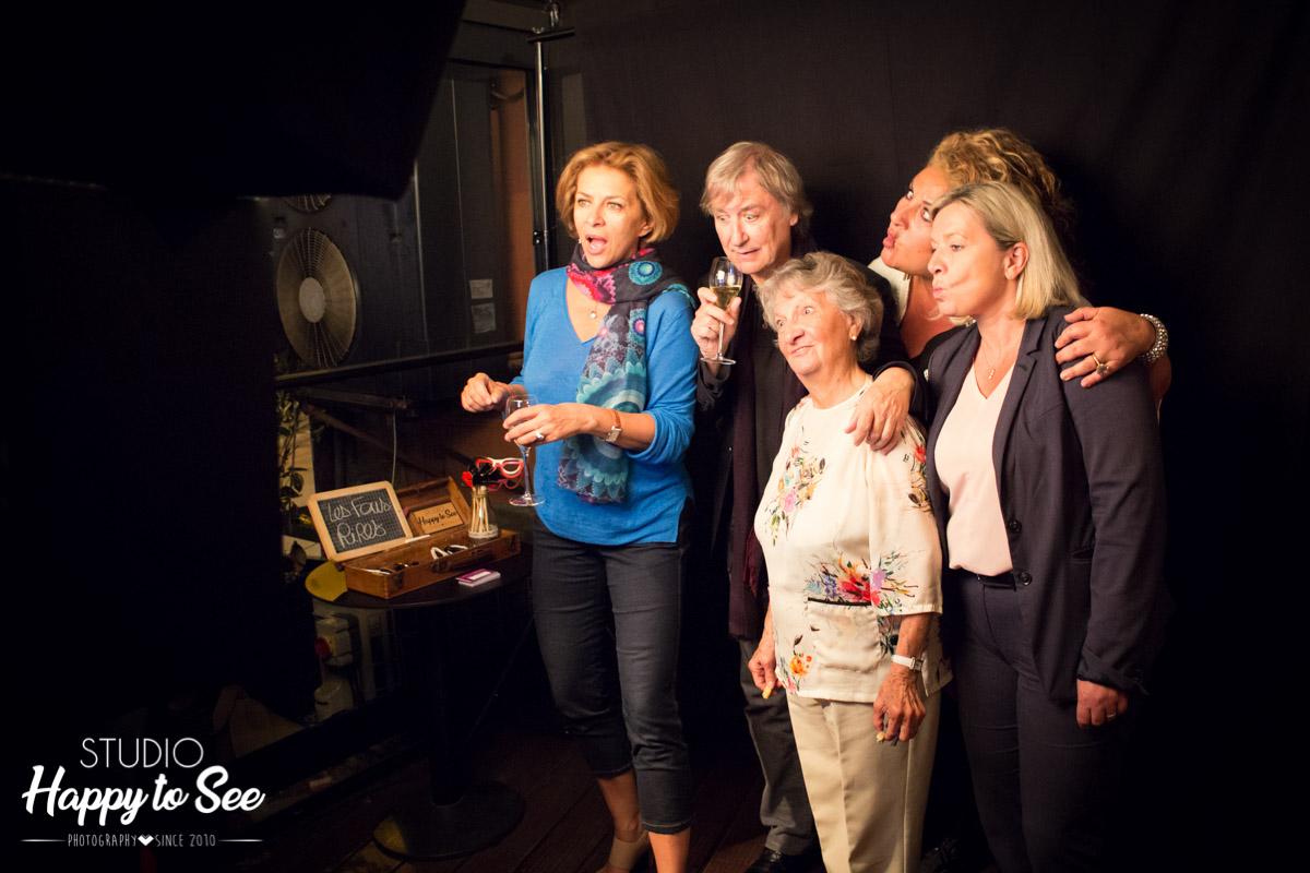 Photobooth Theatre Le Rex Toulouse chevaliers du fiel