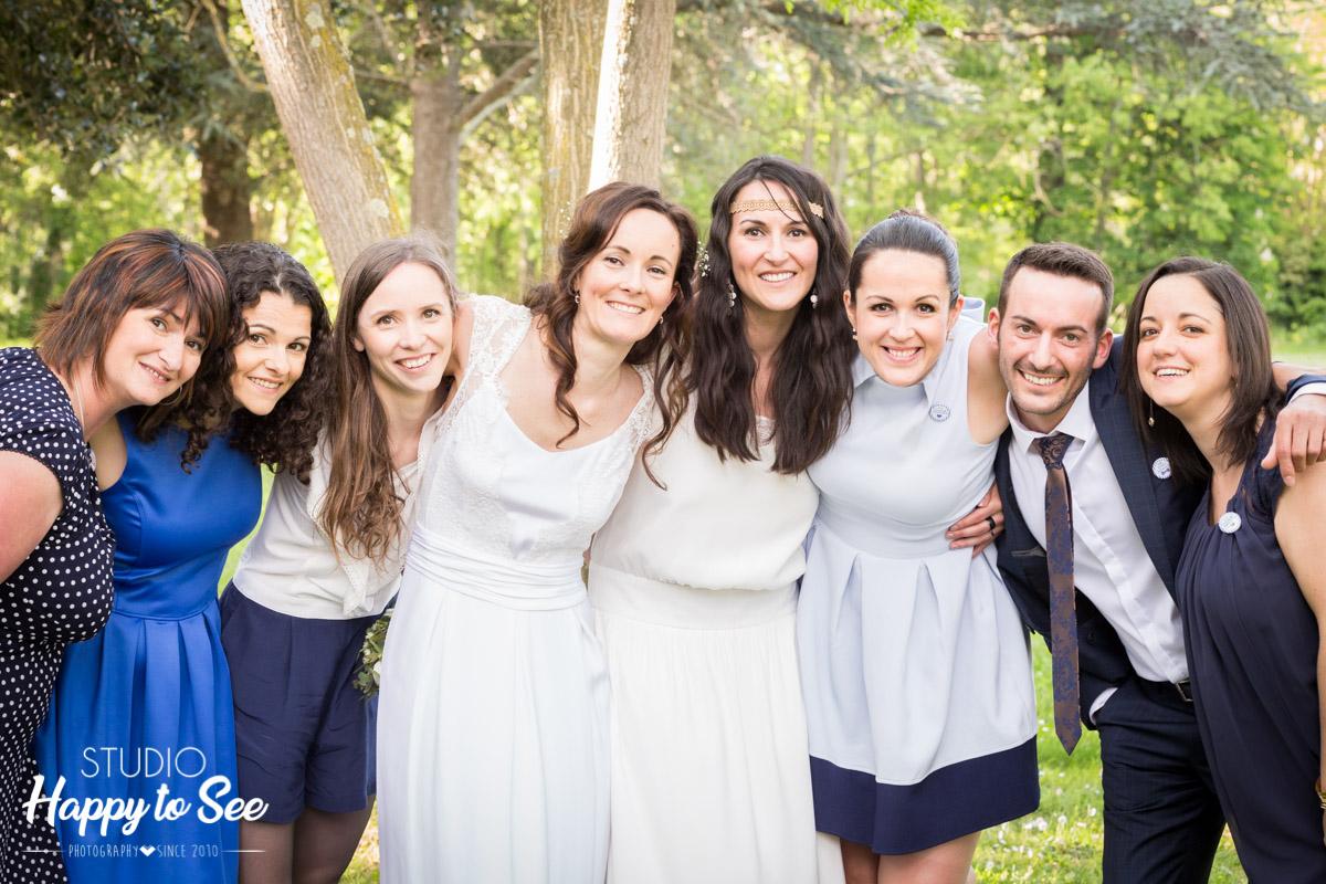mariage lesbien en ariege
