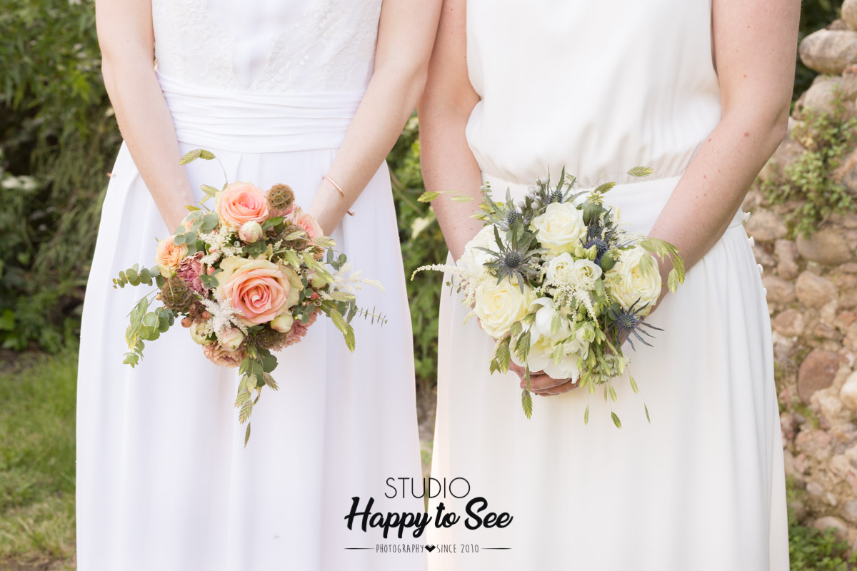 mariage champetre lesbien ariege