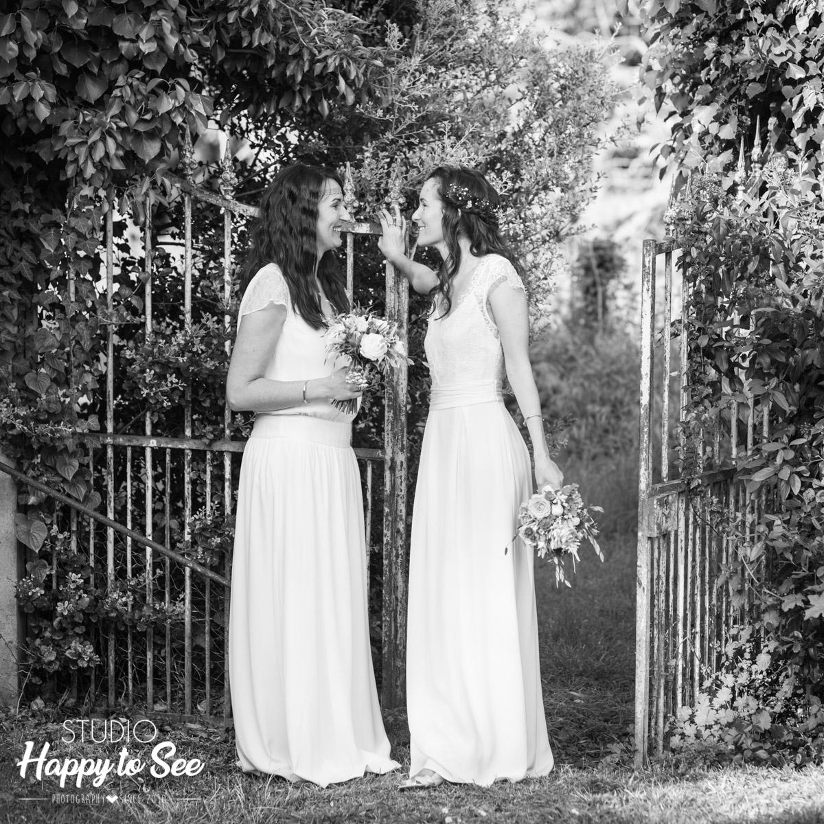 mariage boheme lesbien