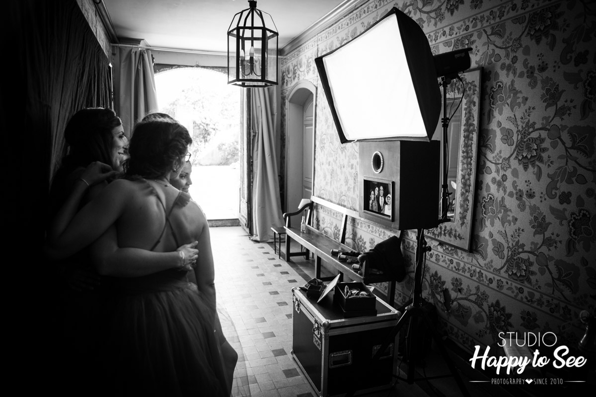 photobooth mariage ariege