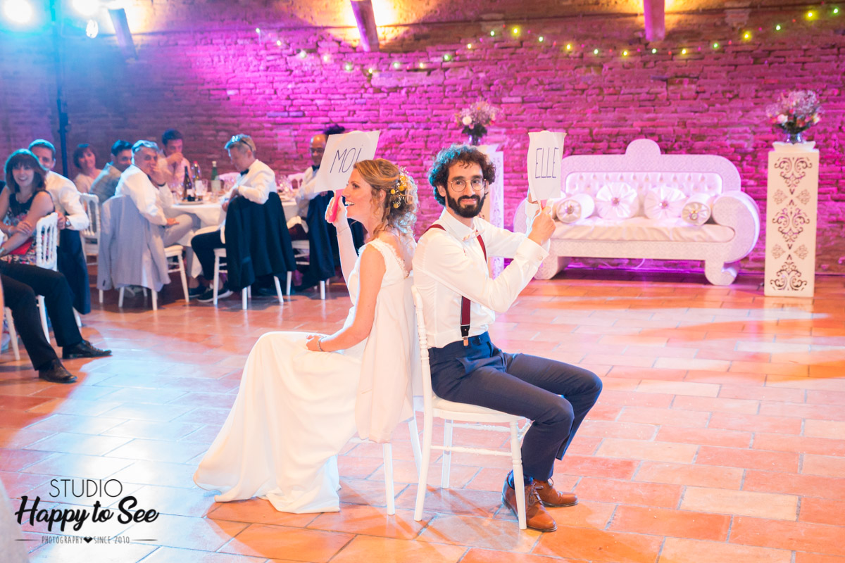 animation soiree mariage chateau de merville