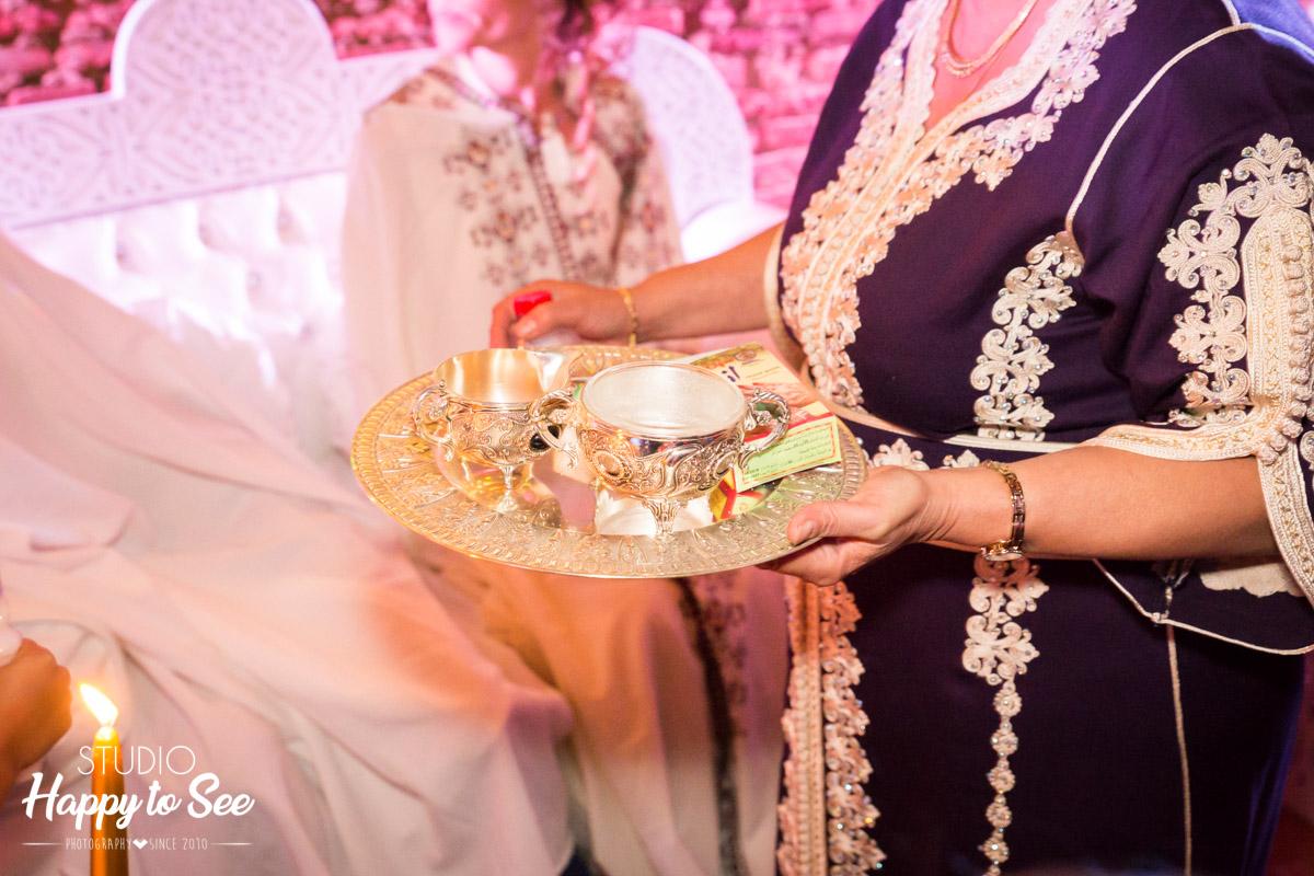 ceremonie du henne mariage mixte chateau de merville