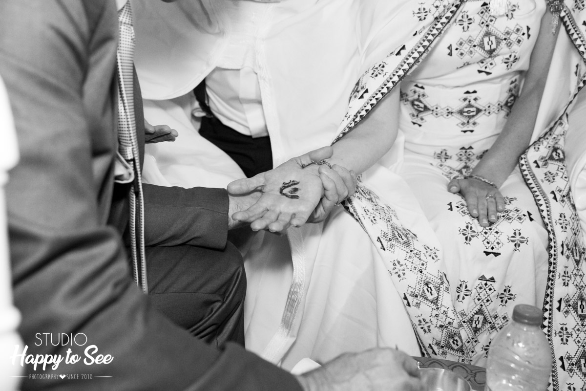 ceremonie du henne mariage mixte franco algerien