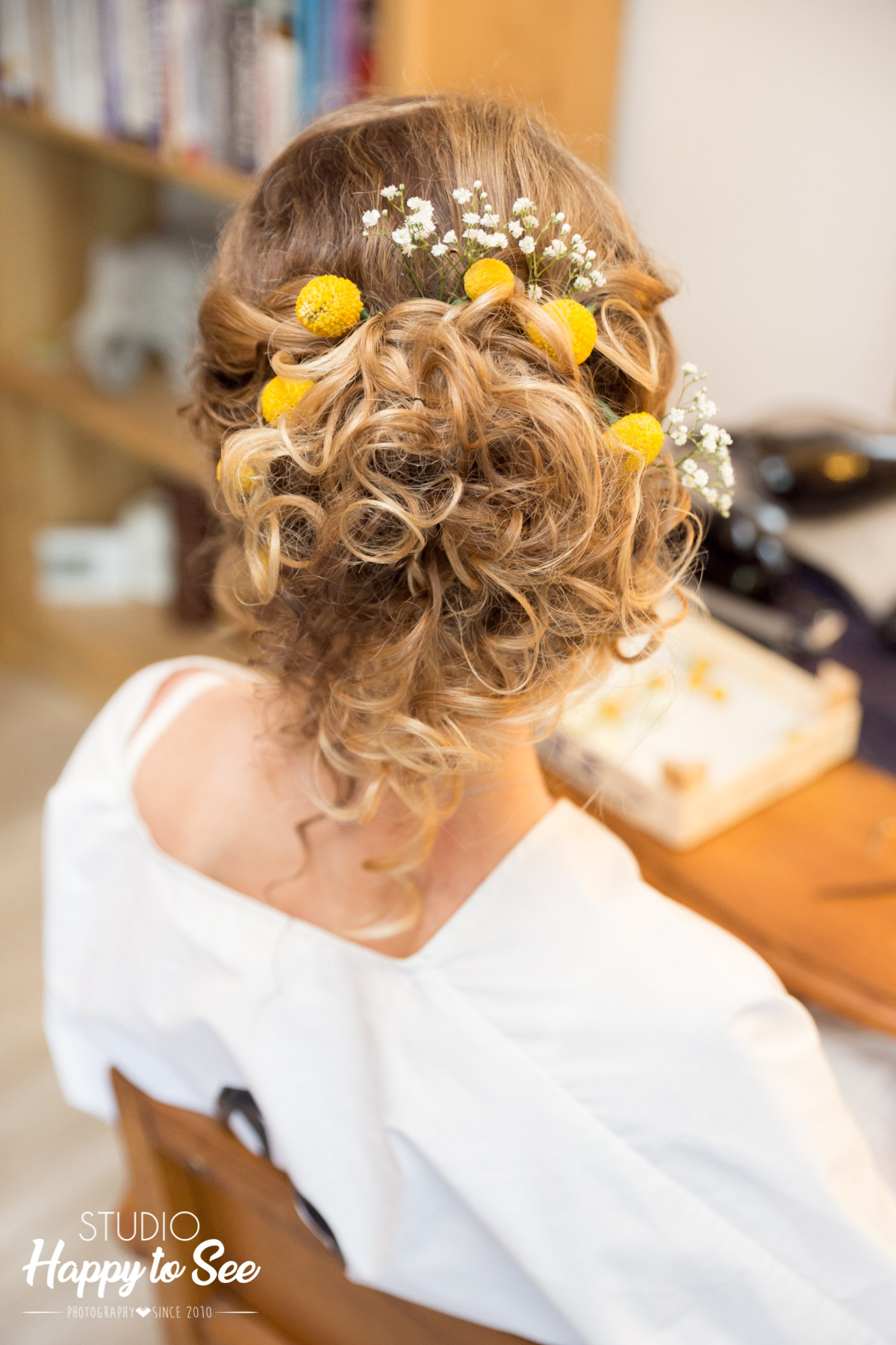 Preparatifs coiffure de la mariee photographe mariage toulouse albi