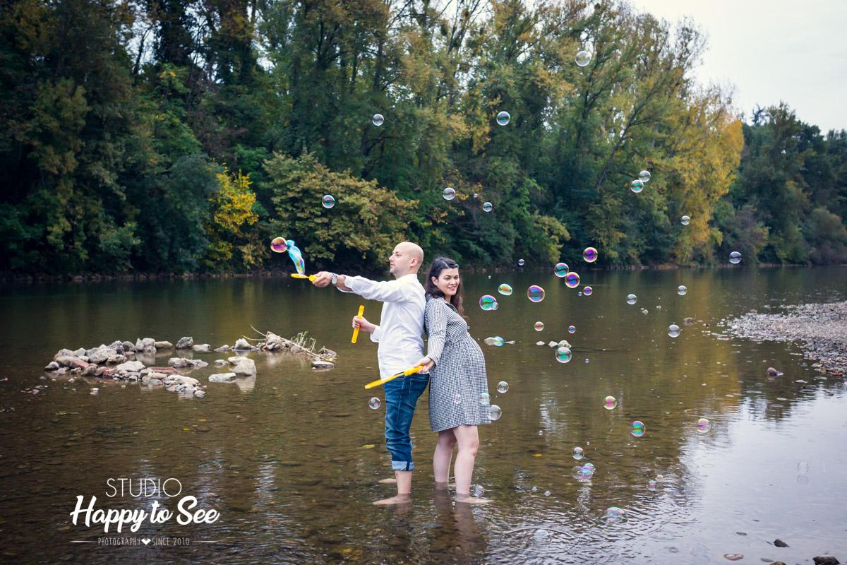 Photographe Toulouse Albi Seance photo grossesse