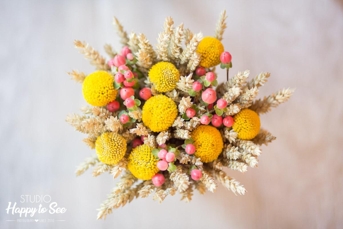 bouquet de fleurs de mariee photographe mariage toulouse