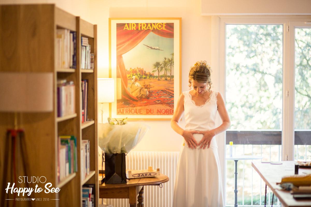 reportage mariage preparatifs toulouse