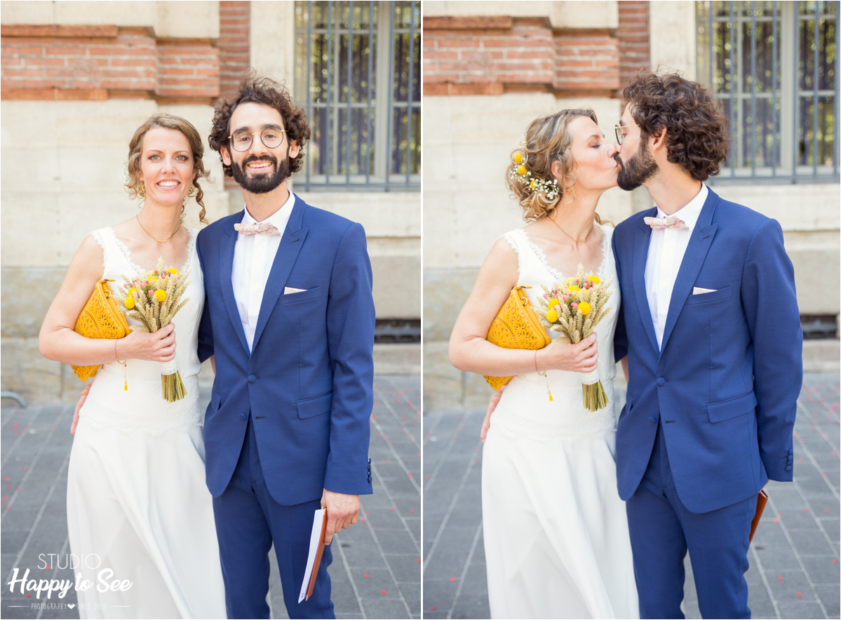 Mariage Capitole Toulouse