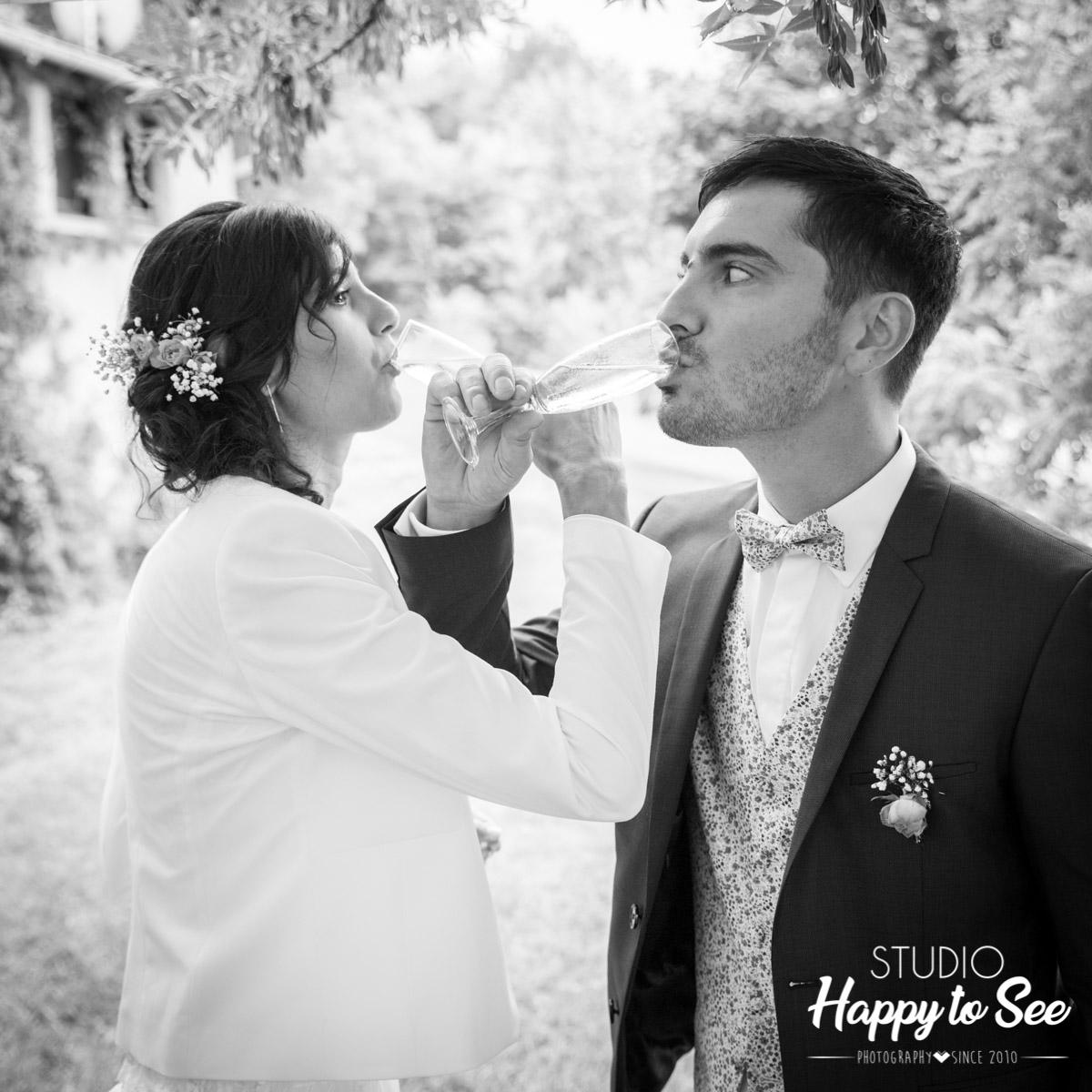 mariage au domaine de la teouliere