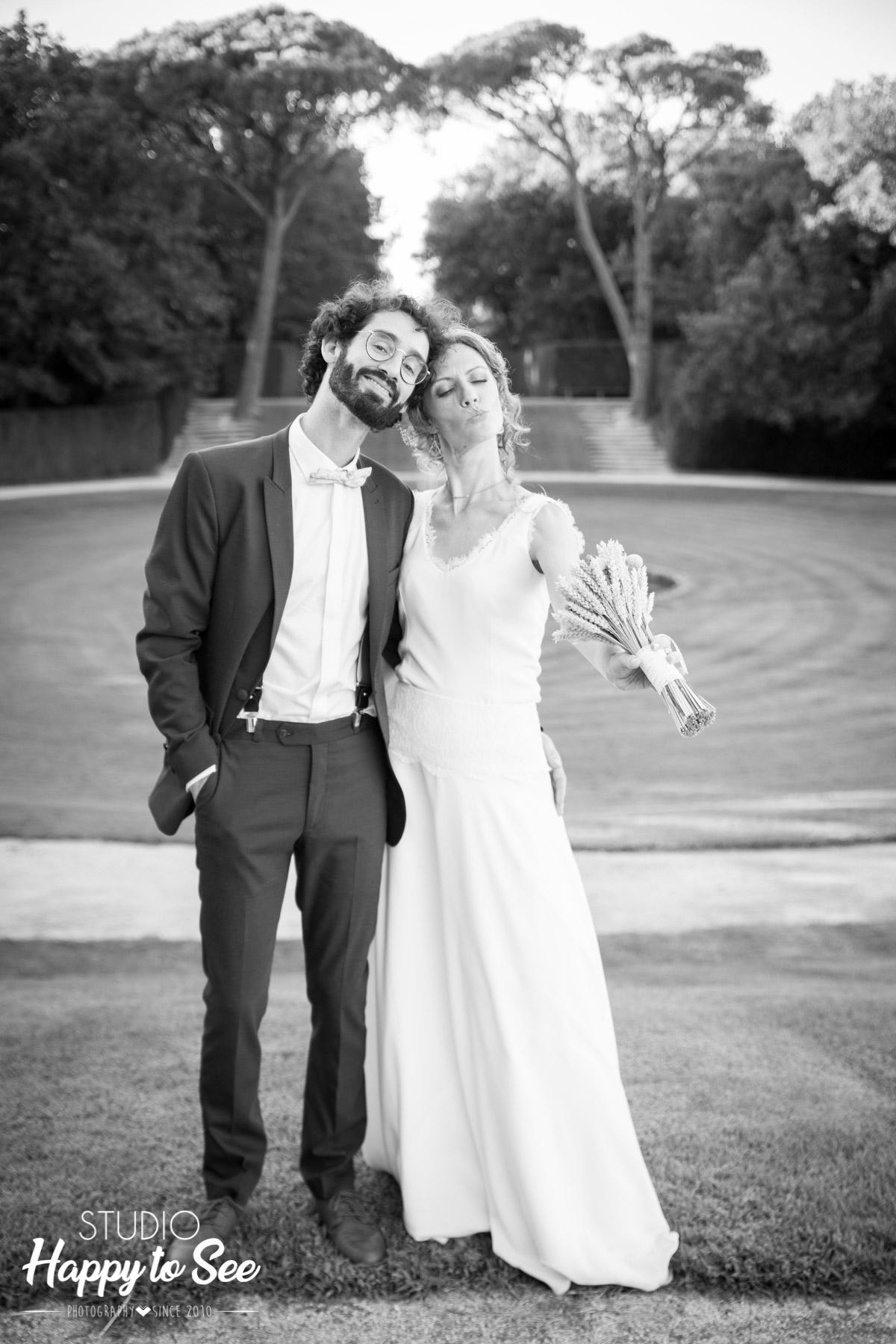 mariage chateau de merville