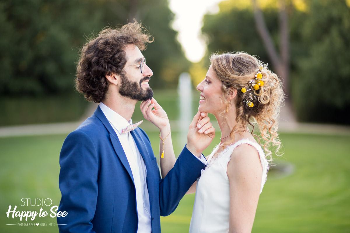 mariage au chateau de merville