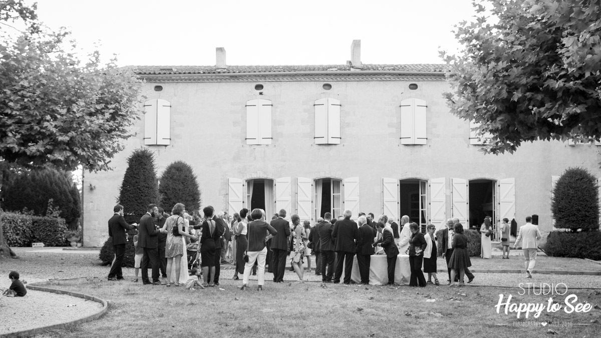 Mariage Chateau du Croisillat