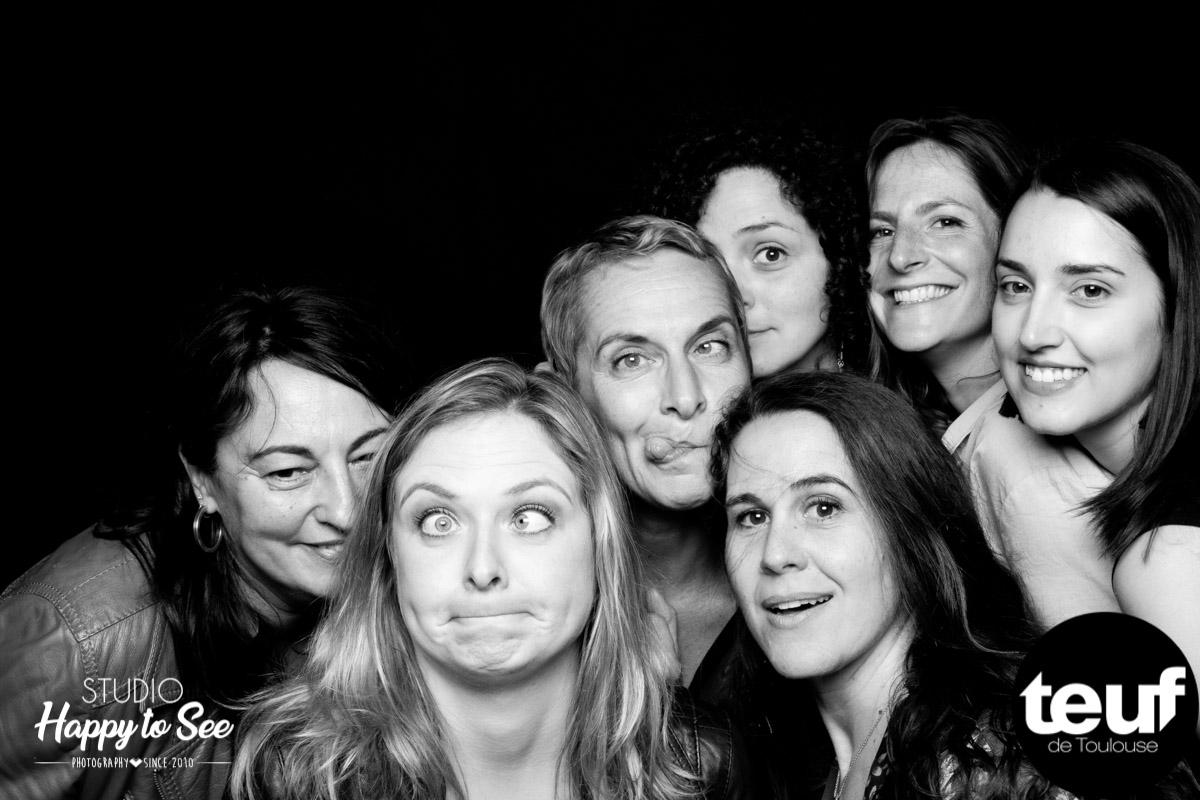 photobooth toulouse festival La Teuf avec Les chevaliers du fiel