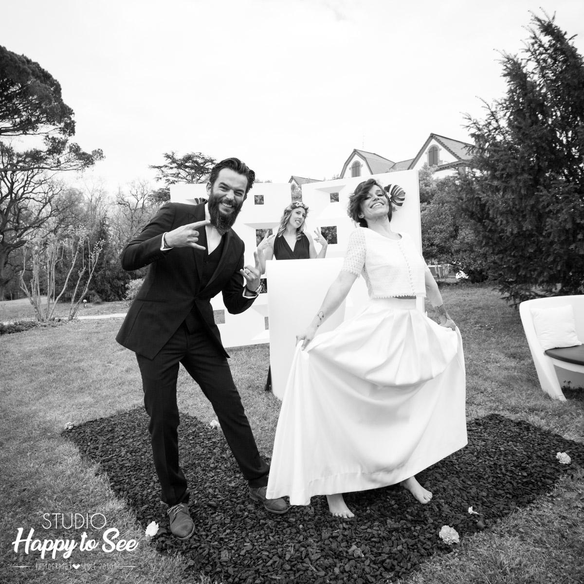 mariage rock ceremonie laique Domaine-denfargou officiante une belle journee