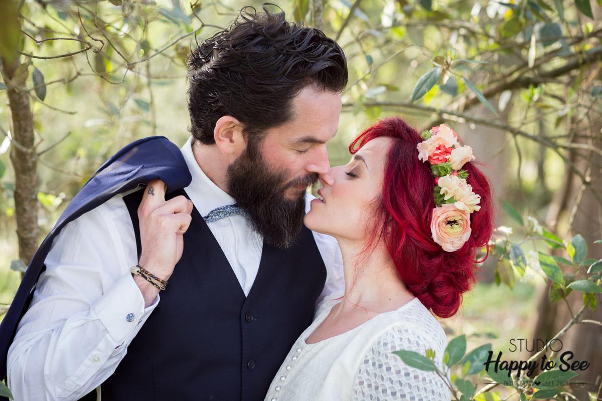 Mariage rocknroll Domaine denfargou
