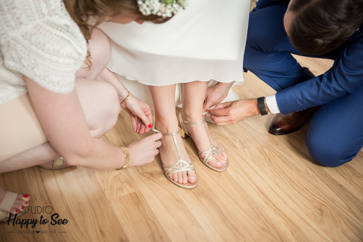reportage preparatifs mariage toulouse