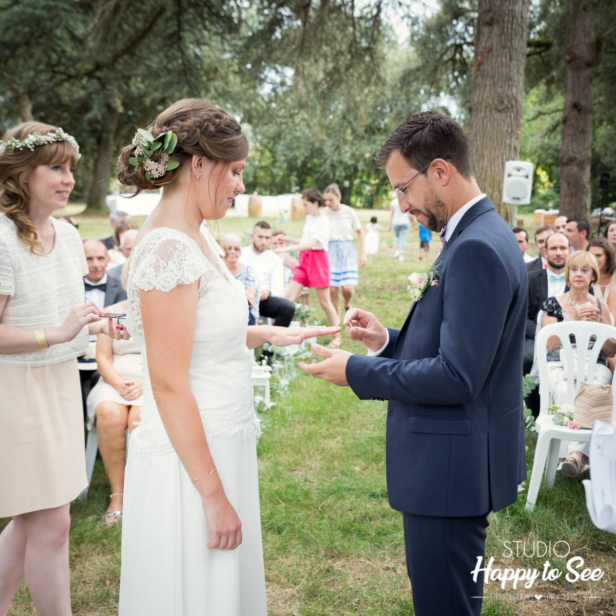 ceremonie laique mariage domaine du galant