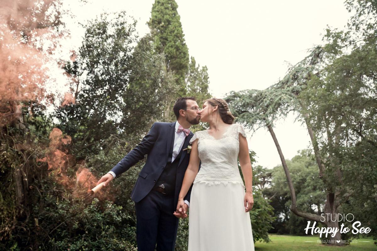 Mariage champetre au Domaine du Galant