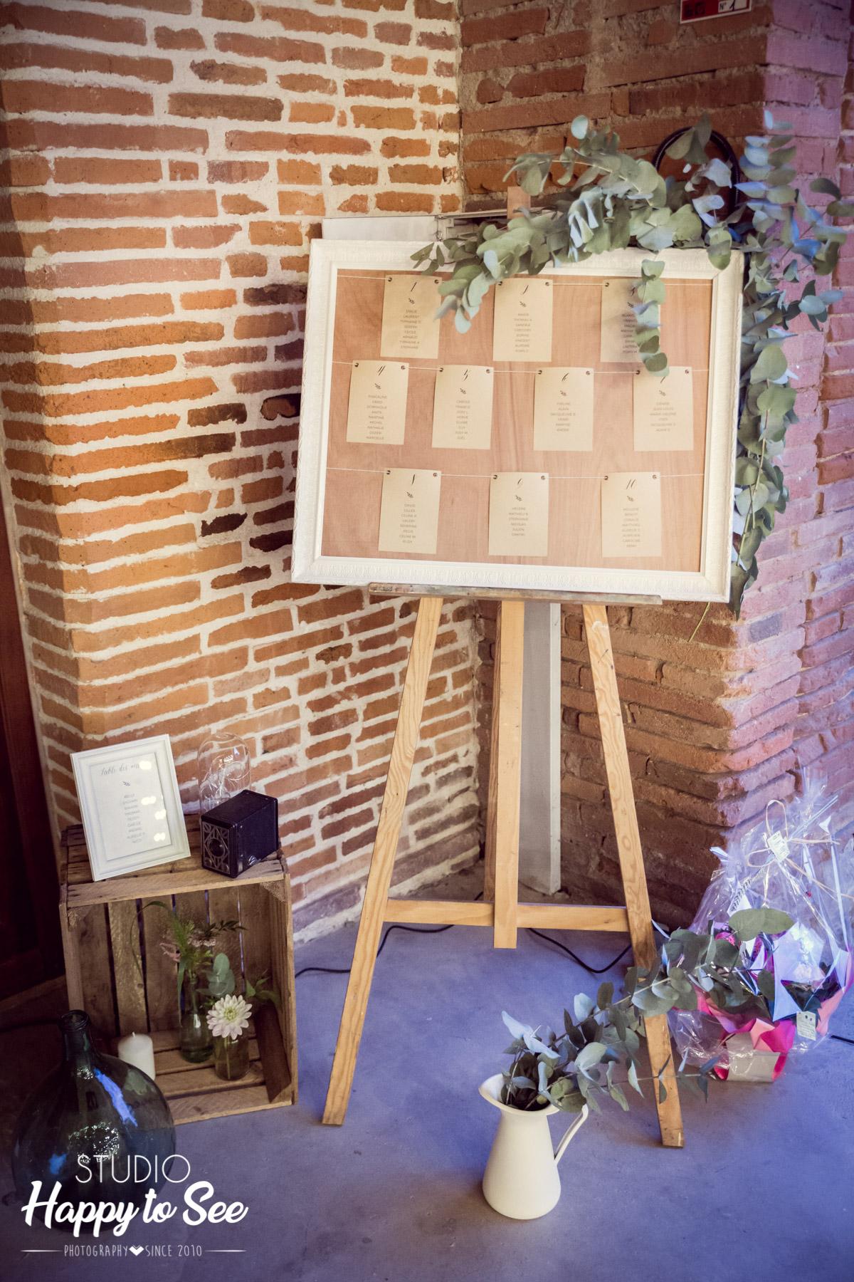 decoration mariage tendance champetre domaine du galant