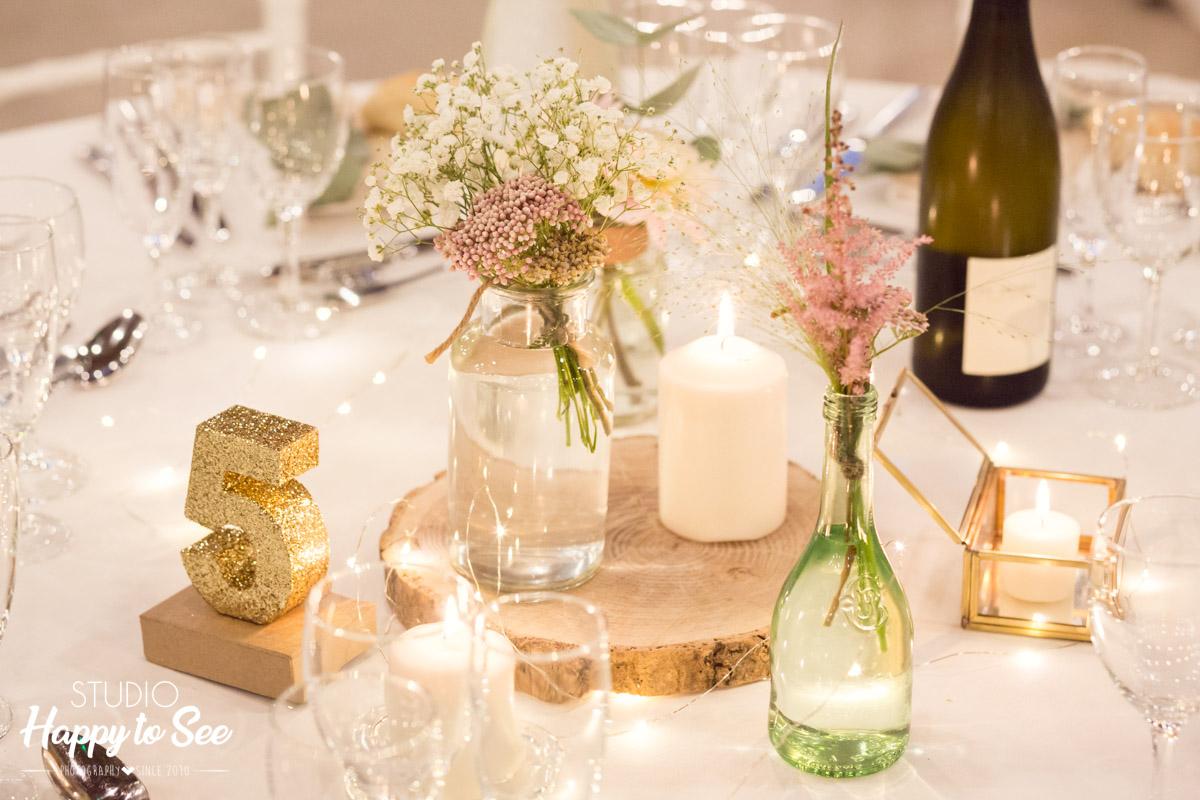 Domaine du Galant decoration salle mariage