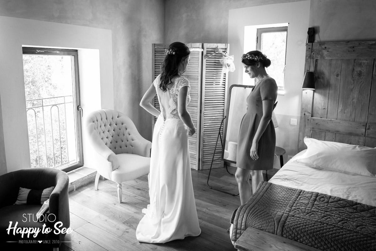 reportage mariage moulin de nartaud