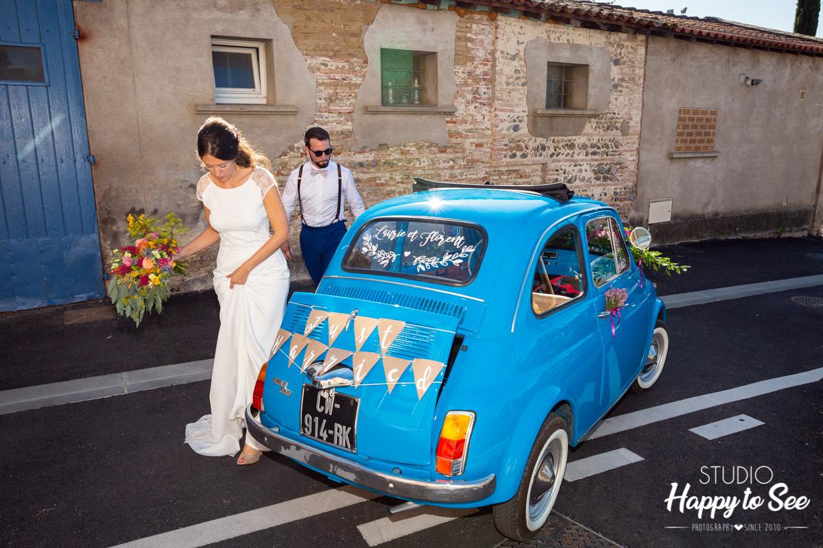 photographe reportage mariage