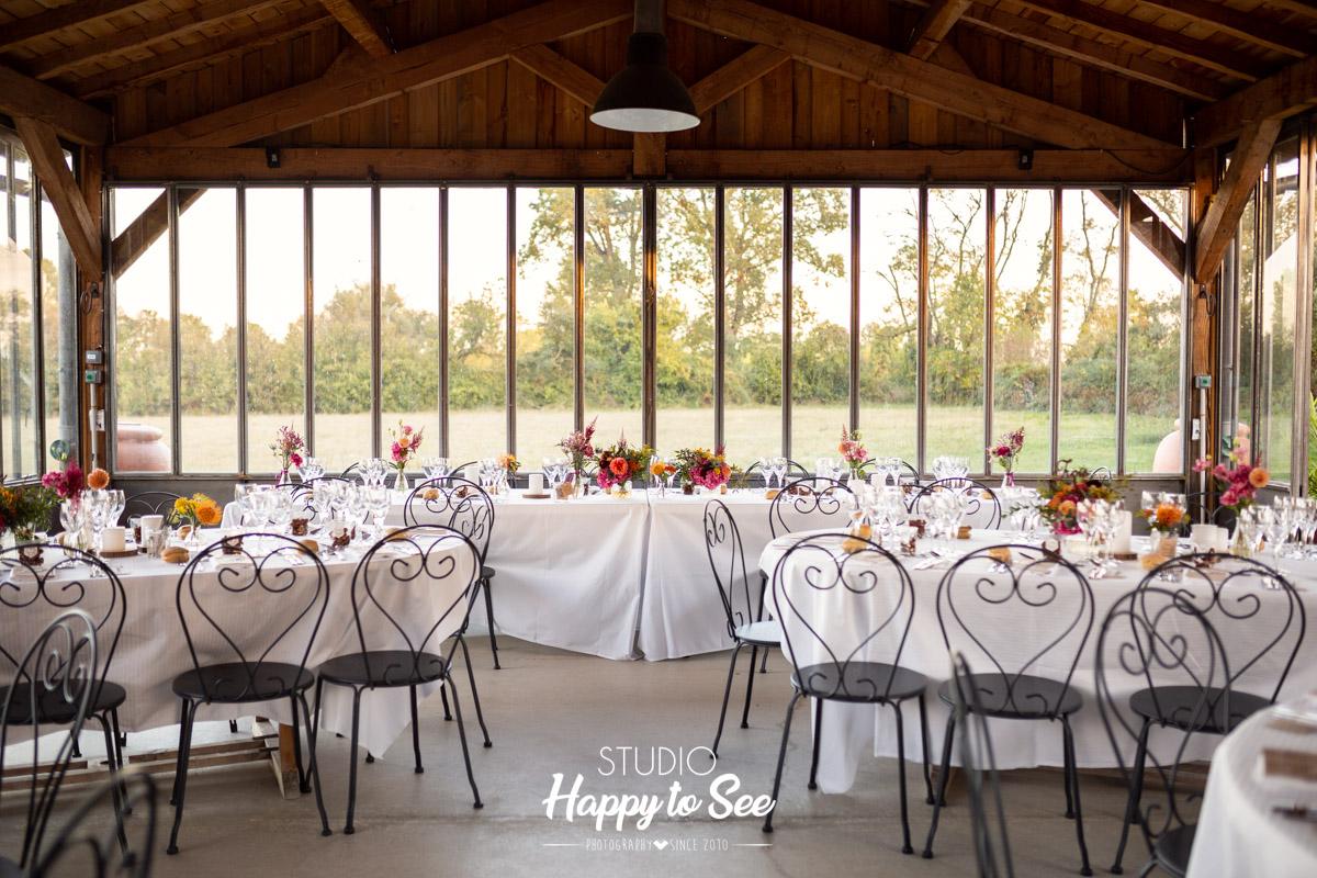 Salle mariage moulin de nartaud
