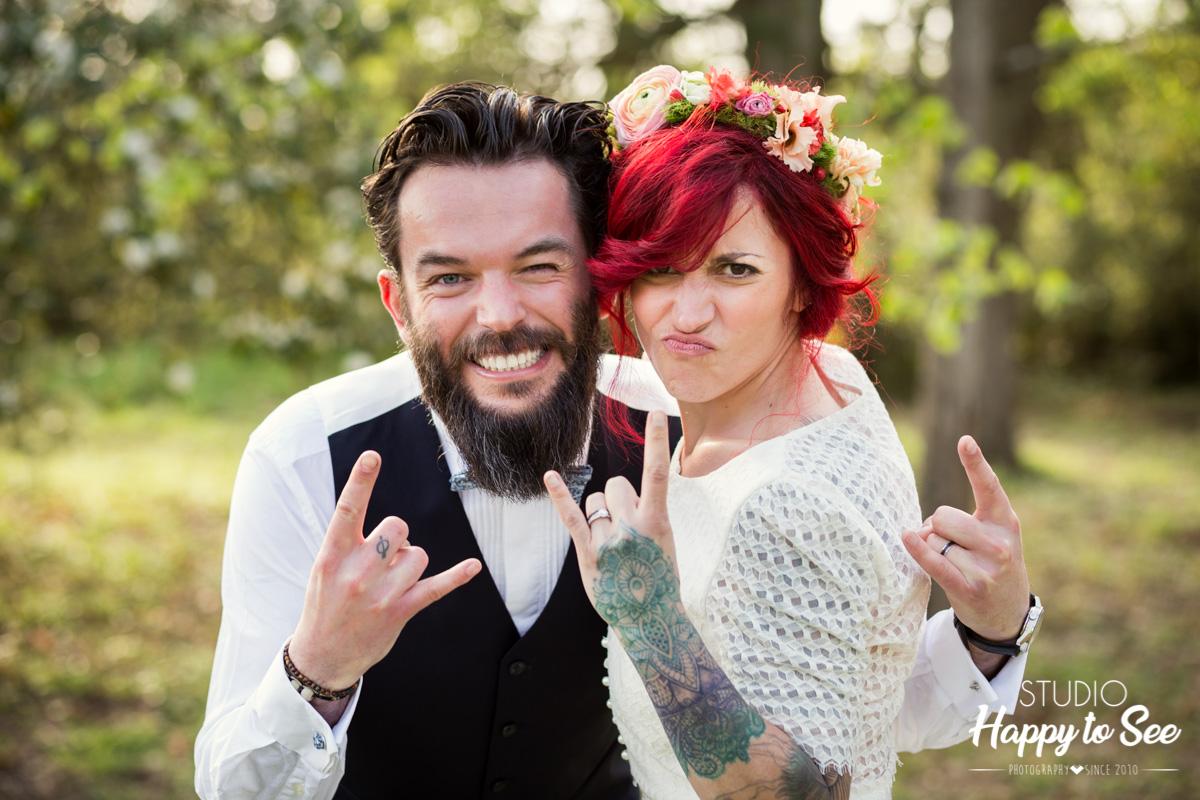Mariage RocknRoll alternatif