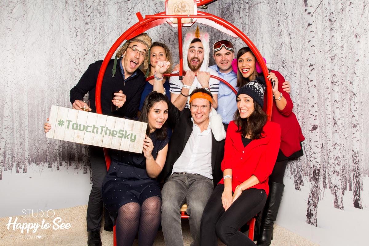 Photobooth Toulouse Albi soiree entreprise